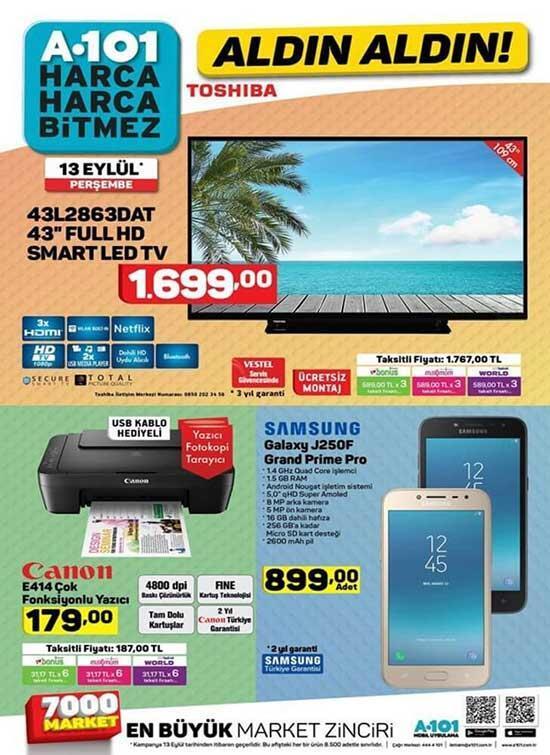 BİM ve A101 farklı türde teknolojik ürünleri uygun fiyata satacak