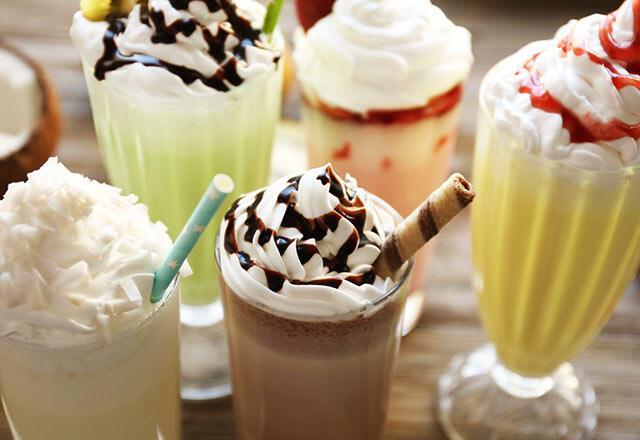 Evde yapılan milkshake tarifleri