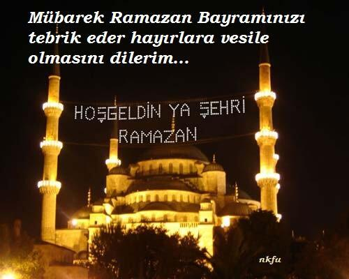 En yeni bayram mesajları (2019) Birbirinden güzel resimli Ramazan Bayramı mesajları