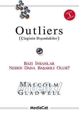 Konuşulan kitap : Outliers (Çizginin Dışındakiler)