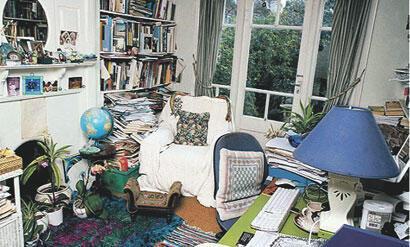 Yazar odaları