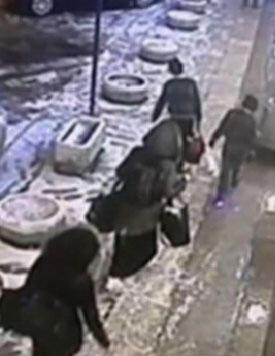 IŞİDe katılan 3 kızın görüntüleri ortaya çıktı