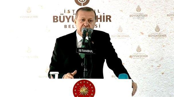 Son dakika: Demir Kilise açıldı Erdoğandan flaş AB mesajı...