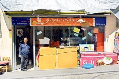 Sulukule'de 'Arap Baharı'