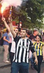 Gezi'ye 3 büyük desteği