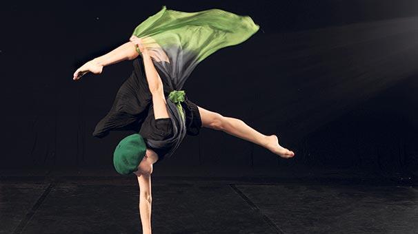 'Giselle'in çağdaş dansı: 'Jizel'