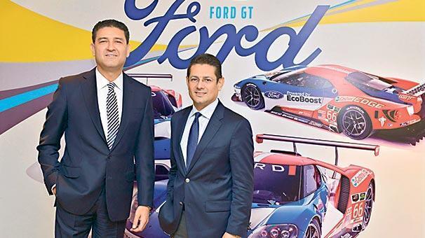 Ford Otosan için 2017 'heyecanlı' geçecek...