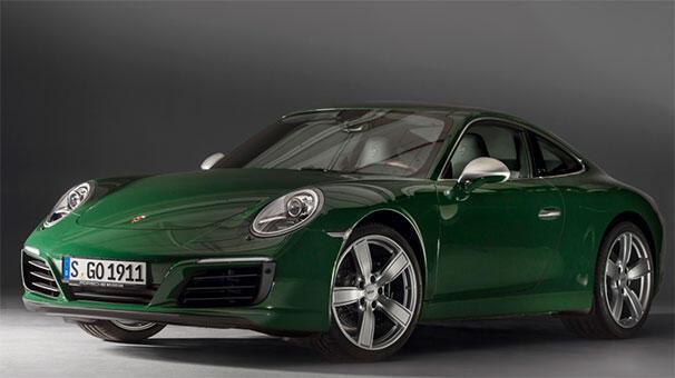 Porsche için bir mihenk taşı:  Bir milyonuncu 911, üretim hattından çıkıyor