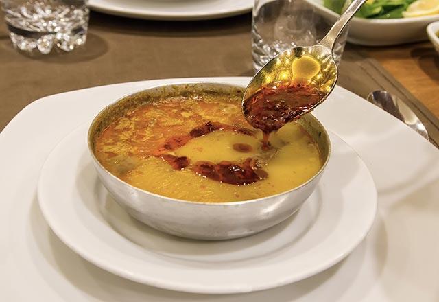 Kelle paça çorbası tarifi