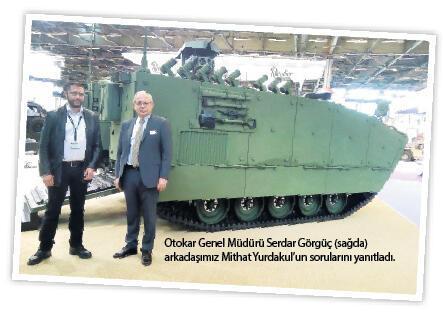 'Altay Tankı'nda  hedef seri imalat