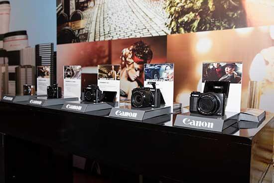 Canon yeni ürünlerini Brandnews17de ortaya çıkardı
