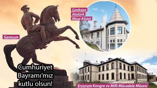 Samsun'dan İzmir'e Cumhuriyet'in Peşinde