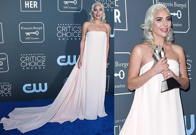 Lady Gaganın A Star Is Born Turne Stili