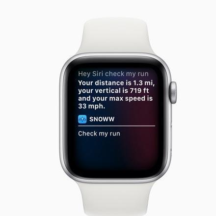 Siri Kestirmeleri sağlık ve fitness rutinlerini kolaylaştırıyor