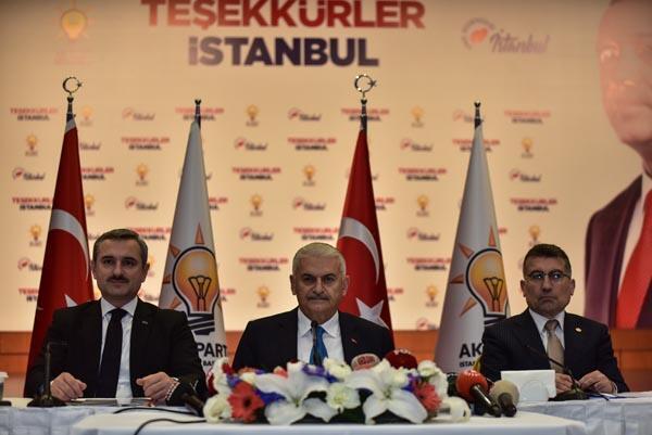 Son dakika... Binali Yıldırımdan İstanbul açıklaması