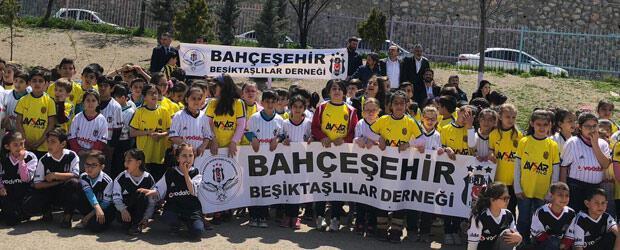 Ankaragücü-Beşiktaş arasında dostluk rüzgarları