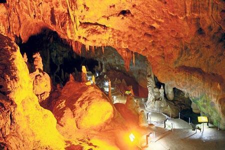 UNESCO'nun radarındaki Ballıca Mağarası