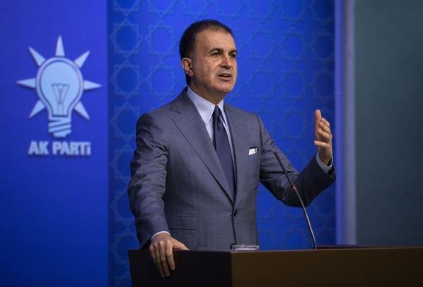 YSKnın İstanbul kararı sonrası AK Partiden açıklama: Sürece saygı gösteren, sonuca da saygı gösterir