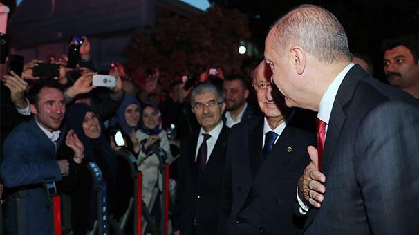 Cumhurbaşkanı Erdoğan: Amaçları Türk demokrasisinin altını oymak