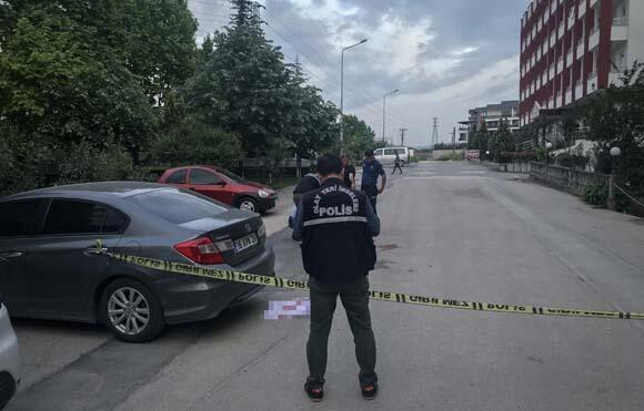 Gece kulübü sahibine silahlı saldırı
