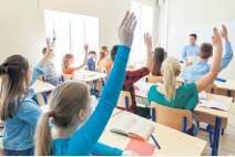 Yeni açıklanan eğitim sistemi...