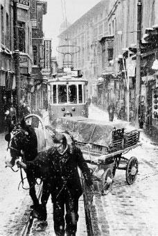 Ara Güler'in İstanbul rotası