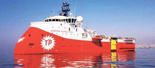 Petrol ve doğal gaz Akdenizi ısıtıyor