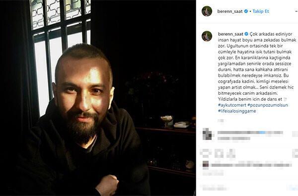 Beren Saat'i sarsan ölüm Aykut Cömert hayatını kaybetti