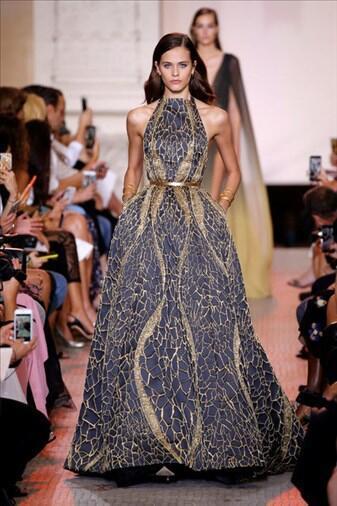 2018 Paris Haute Couture Moda Haftasının Göz Alıcı Parçaları