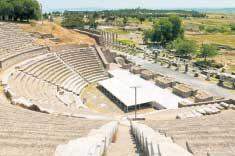 Mahşerin Yedi Kilisesi'nin üçüncüsü Pergamon