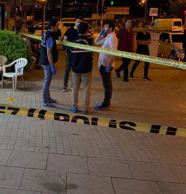 İstanbulda korku dolu anlar Kan içinde yatıyordu...