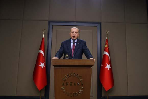 Son dakika | Cumhurbaşkanı Erdoğan: Akşam yat, sabah kalk referandum olmaz