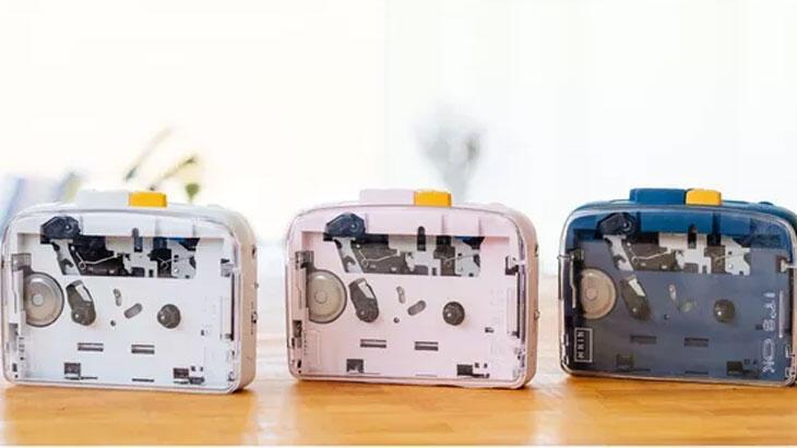 Dünyanın ilk Bluetooth 5.0 taşınabilir kaset çaları