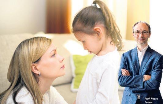 Anne-babamla bağlanmam, tüm ilişkilerimin kaderi mi