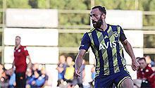 Hazırlık maçında 2 gol! Vedat Muriç...