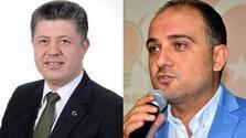 AK Partili vekiller kazada yaralandı