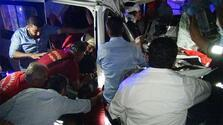 Düğün dönüşü feci kaza: Yaralılar var