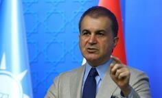 AK Parti Sözcüsü Çelik'ten sert tepki: Basiretsiz bir  açıklama yapmıştır