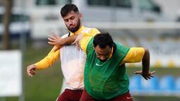 Galatasaray'da Leipzig öncesi taktik çalışma!