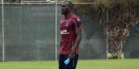 Trabzonspor, Zargo Toure'nin sözleşmesini feshetti....