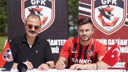 Gazişehir Gaziantep'te transfer: Alin Tosca