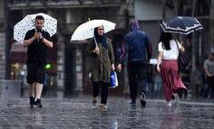 Meteoroloji'den son dakika sağanak uyarısı! 22 Temmuz Pazartesi hava durumu...