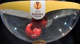 UEFA Avrupa Ligi kura çekimi saat kaçta başlayacak?