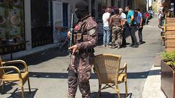 Sinop'ta silahlı kavga: 1 yaralı