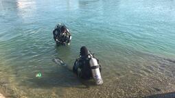 Topu almak için sulama kanalına giren çocuklardan ikisi kayboldu