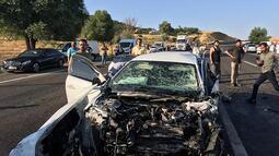 Bingöl'de feci kaza: Ölü ve yaralılar var