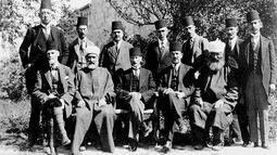Mustafa Kemal'in sivil önderliği