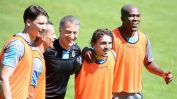 Trabzonspor yarın Hoffenheim'la karşılaşacak