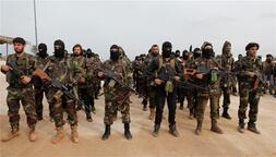 Reuters, Afrin'i böyle görüntüledi