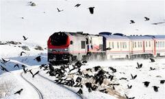 """""""Doğu Ekspresi"""" Kars turizmine canlılık getirdi"""